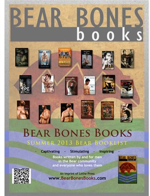 Bear Bones Books 2013 catalog