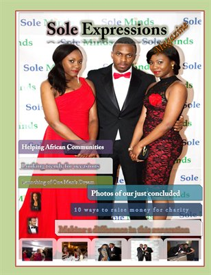 Sole Expressions Magazine