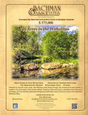 49 Acres in the Wahatoya