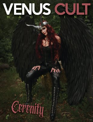 Venus Cult No.48 – Cerenity Cover