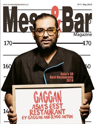MESA&BAR Magazine - May 2018 Collection Edition - Nº7