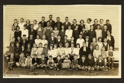 1922 Palestine School