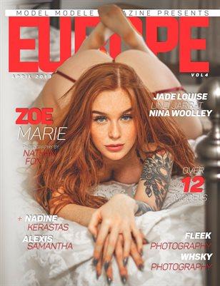 Europe Volume 4 (Zoe)