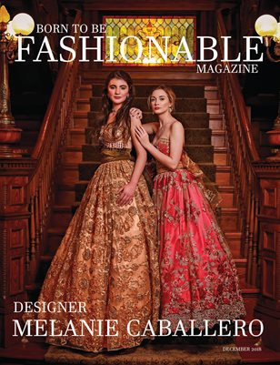 Born to Be Fashionable Magazine