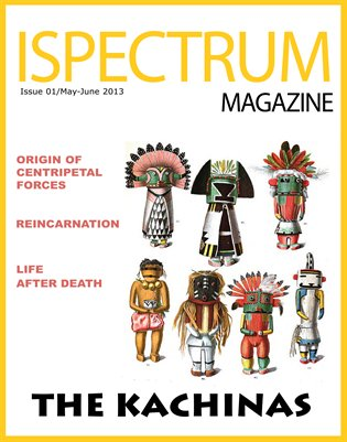 Ispectrum Magazine issue 01 May-June 2013