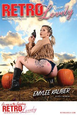 Emylee Kaliber Cover Poster