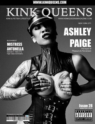 KINK QUEENS MAGAZINE | ISSUE 28 | WINTER 2020