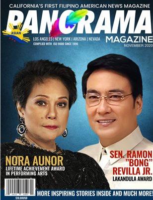 Asian Panorama Magazine November 2020