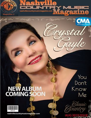 Nashville Country Music Magazine August 2019