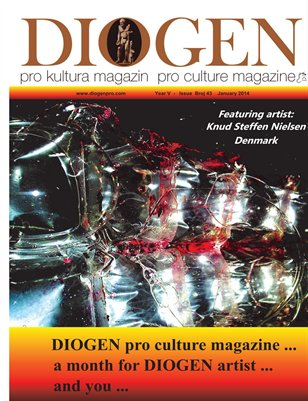 DIOGEN pro art magazine No 43...1.1.2014