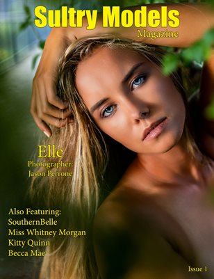 Sultry Models Issue 1