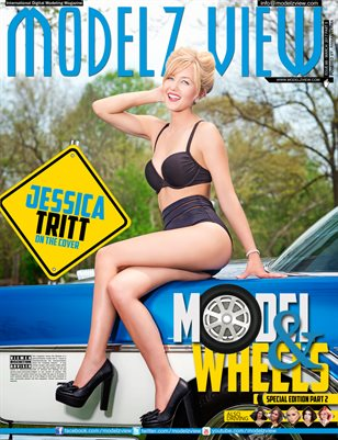MODELZ VIEW MARCH 2017 - MODEL & WHEELS SPECIAL EDITION PART 2