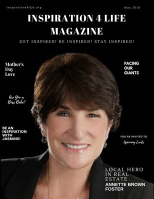 May Inspiration 4 Life Magazine