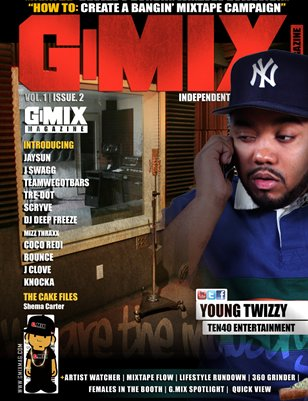 G.Mix Magazine Vol.1 - Issue.2