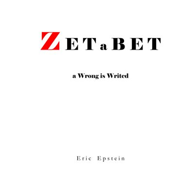 ZETaBET...a Wrong is Writed