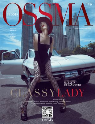 OSSMA Magazine RUSSIA ISSUE18