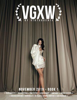 VGXW Magazine November 2019 (Cover 2)