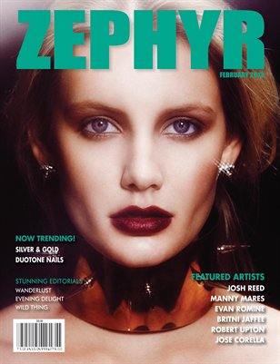 ZEPHYR Magazine - Feb. 2013 [Issue #4]