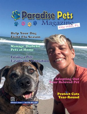 Paradise Pets Magazine, Key West, FL Vol. 2 Issue 1