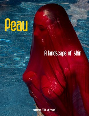 Peau Magazine summer #3 issue