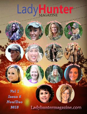 Lady Hunter Magazine Nov/Dec 2013