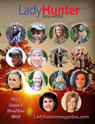 Lady Hunter Magazine Nov/Dec 2013