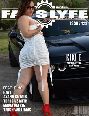 FASS LYFE ISSUE 123 FT. KIKI G