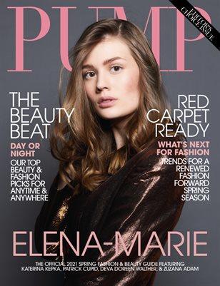 PUMP Magazine | The Fashion Guide Issue | Vol.4