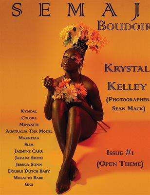 SEMAJ Boudoir Issue #1 (Open Theme)