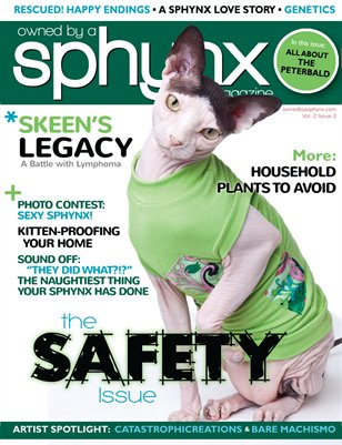Owned by a Sphynx, Vol. 2, Issue 2