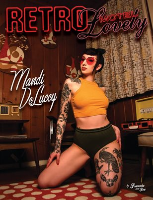 MOTEL Special Edition Vol. 4  – Mandi DeLuccy Cover