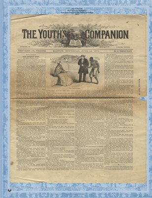 June 24,1875 The Youths Companion, Boston, Massachusetts