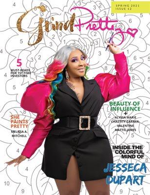 Grind Pretty Magazine - Spring 2021