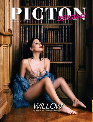 Picton Magazine APRIL 2019 N77  Sensual Cover 2