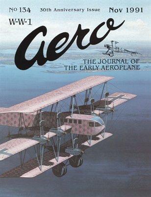 WW1 Aero #134 - November 1991