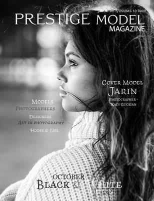 PRESTIGE MODELS MAGAZINE_ Black & White 20/10