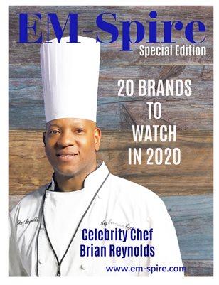 EM-Spire Chef Brian Digital Only