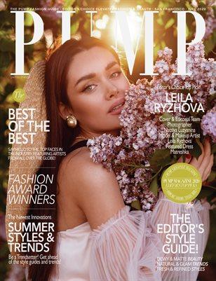 PUMP Magazine | Editor's Choice Elevated Fashion & Beauty | July 2020 | Vol.1