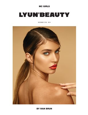 LYUN BEAUTY ISSUE No.4 (VOL No.3) C1