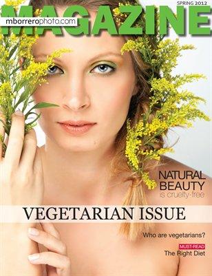 2012: mborrerophoto.com magazine Spring 2012