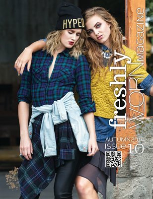 freshlyWORN Magazine | Fall 2014