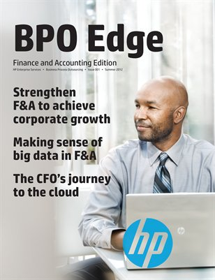 BPO Edge Issue 1 - Finance and Accounting (Summer 2012)