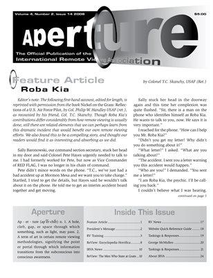 APERTURE, 2008, Issue 14