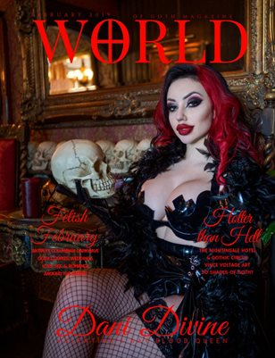 WORLD OF GOTH FEBRUARY VALENTINE'S 2019