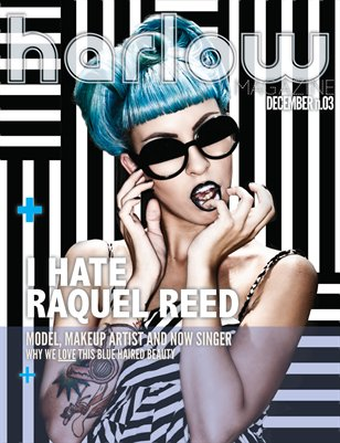 Issue n03: I Hate Raquel Reed