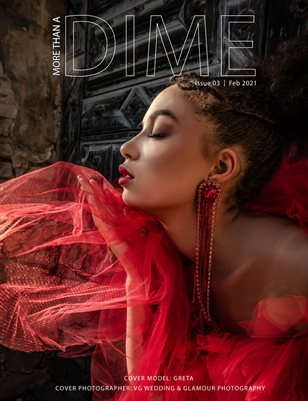 MORE THAN A DIME ISSUE 03 - FEBRUARY 2021