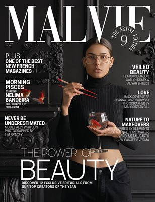 MALVIE Mag The Artist Edition Vol 09 October 2020