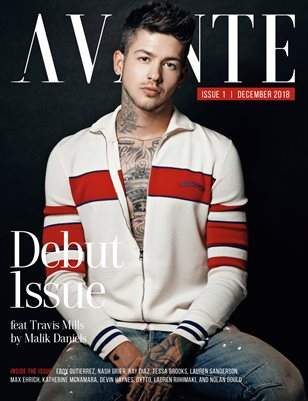 Avante Debut Issue: Travis Mills