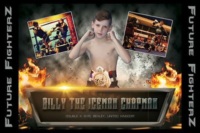 Billy Chapman Poster 2015