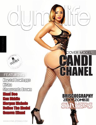 Dymelife Magazine #13 (Candi Chanel)